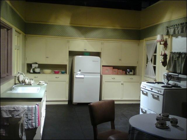 Quiz name that tv kitchen quiz television for Kitchen set name