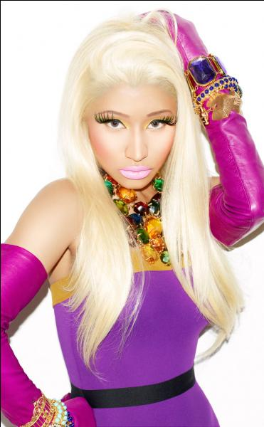 How old is Minaj?