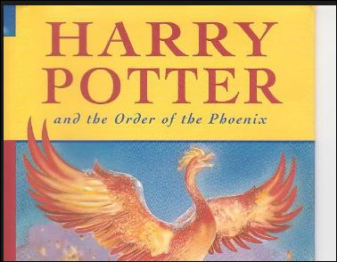 How many pages are there in Harry Potter and the Order of the Phoenix?