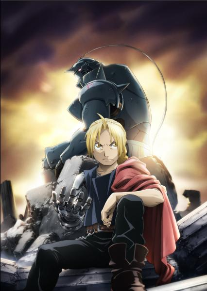 Who in Full Metal Alchemist, when using alchemy gives off a Yellow energy