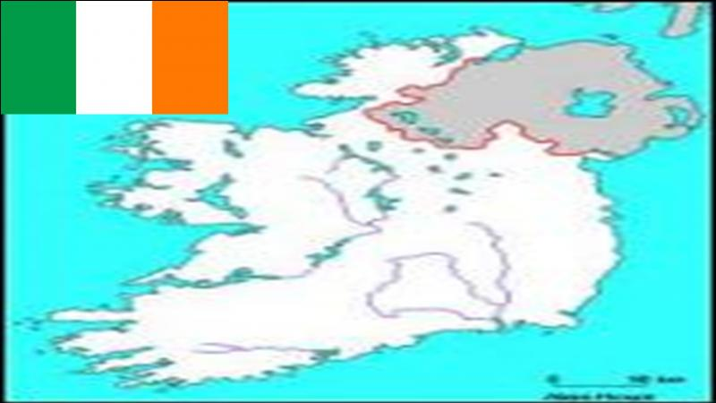 The United Kingdom is the single neighbour of Ireland. What is the city with the higher number of inhabitants of the Irish state ?