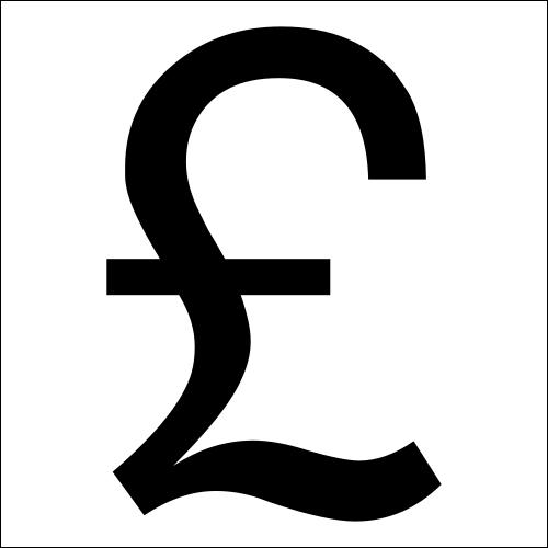I think the value of the pound will ___ in relation to the dollar