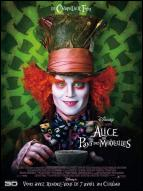 "In the film ""Alice in Wonderland"", which actor played Tarrant Hightopp ?"
