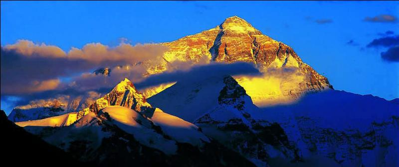 ... Mount Everest is the Earth's highest mountain. Tenzing Norgay and Edmund Hillary made the first official ascent in 1953.