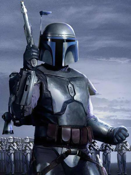 Star Wars : Jango Fett