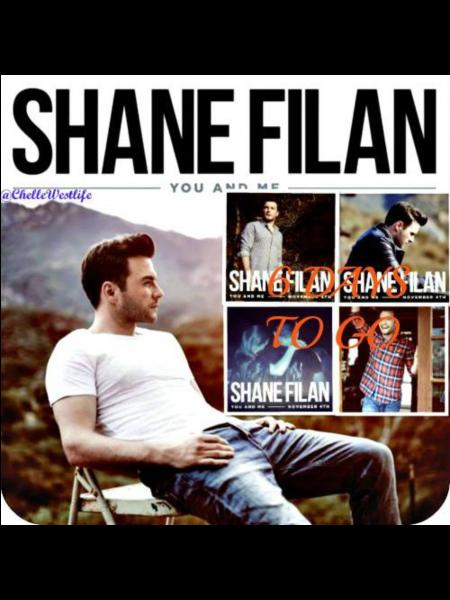 What song did Shane Filan do a video for first?