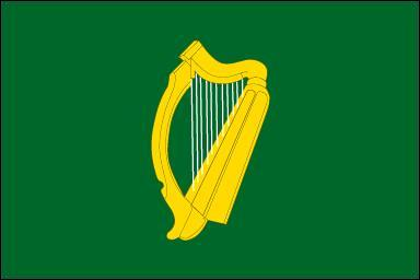 One of the symbols for Ireland
