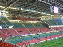True or False : The Millenium Stadium in Cardiff has the largest retractable roof of any sports arena in the World.