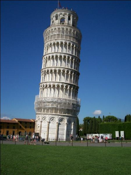 Where can we see the Tower of Pisa?