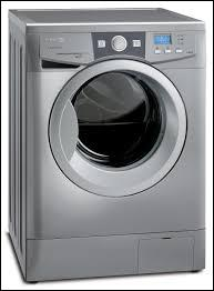 Does the washing machine have an electromagnet?