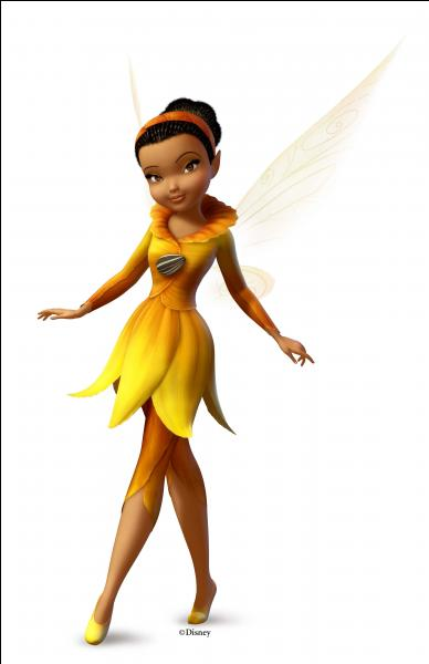 What's Tinker Bells friends name?