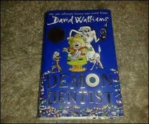 Finally, how many copy's has he sold of Demon Dentist so far?