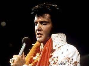 What year did Elvis Presely die?