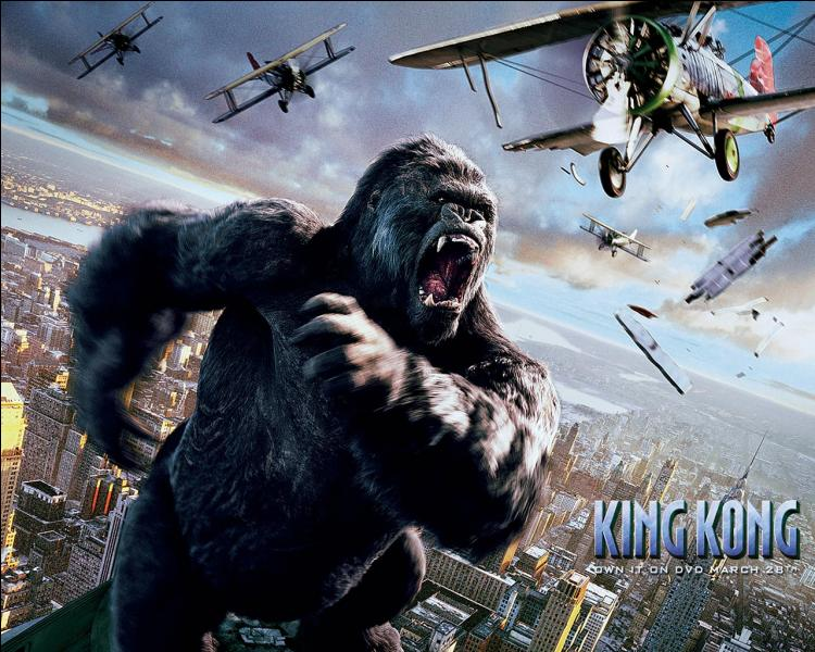 "Is the movie ""King Kong"" :"