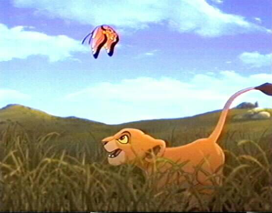 The Lion King 2 Simba's Pride quiz