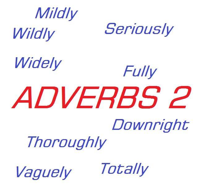 Adverb Collocations 2