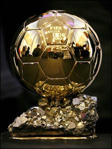 Who won the most Ballon d'ors?