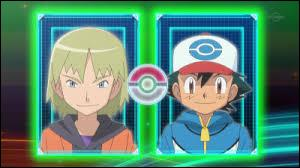 Who was Ash's rival in the Black & White series?