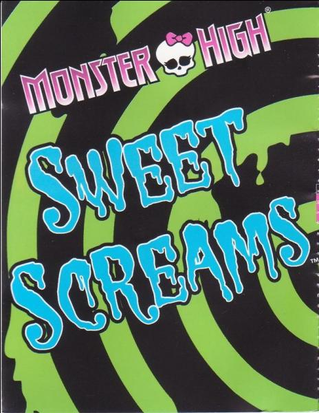 Monster High Sweet Screams line is an exclusive for what store in the US? How many dolls of this line have been released?