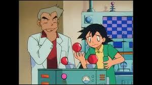 What was Ash's starter pokemon in Indigo / Kanto region?