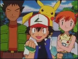 Who are Ash's travelling companions in Johto league?