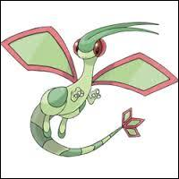 Which type is the pokemon flygon?