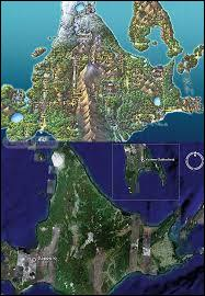 On what country is Sinnoh based on?
