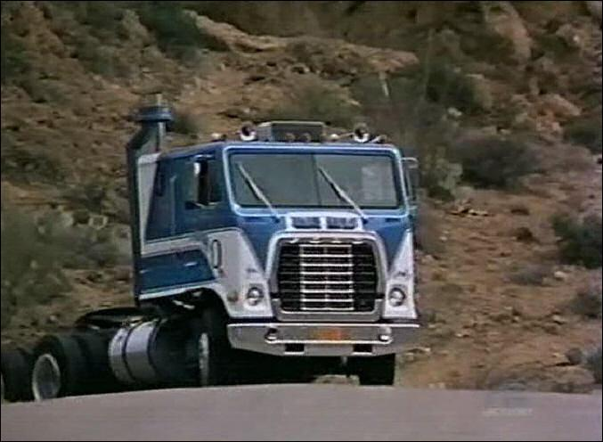 If you guessed the movie White Line Fever in a previous question for this truck you were right, but, what was it's nick name in the movie?