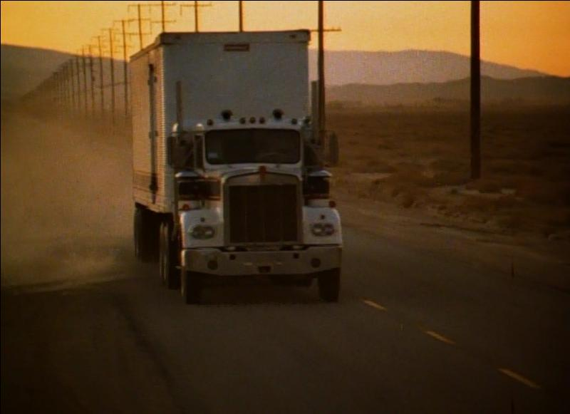 What Movie did this truck Star in?