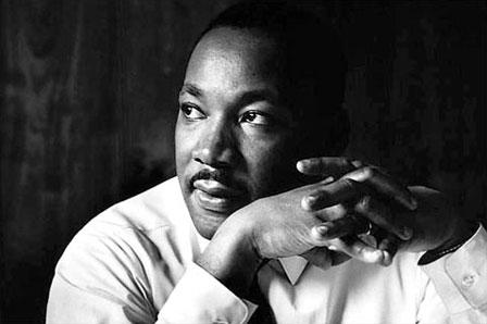 Martin Luther King life's