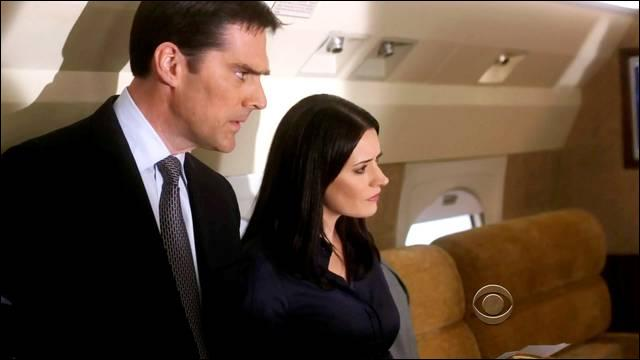 In the 6th season, to protect Emily, Hotch decides to pretend she's dead. Only one person in the team knows that Prentiss is still alive, who is it?