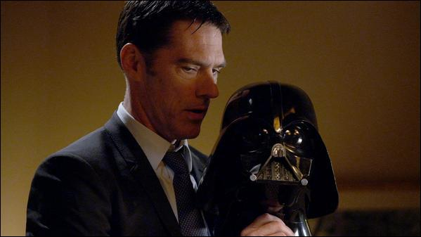 In the 10th season, on Halloween, who helps Hotch to find a Darth Vador costume for Jack?