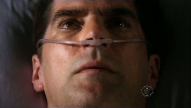 After the bomb attack which he has been subjected to at the end of the 3rd season, what is the risk for Hotch if he doesn't follow the advice of his doctor?