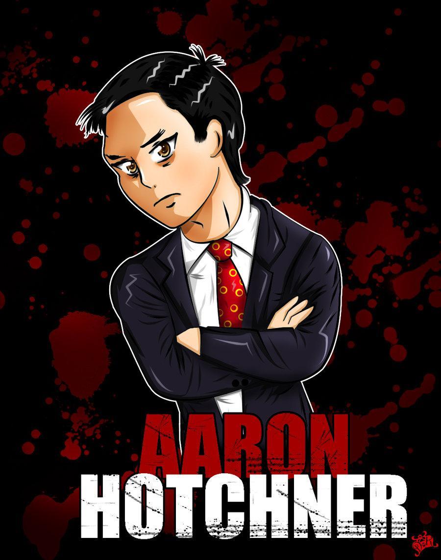 SSA Hotchner from Criminal Minds