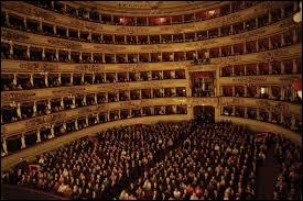 In which city is the opera and concert venue La Scala situated ?