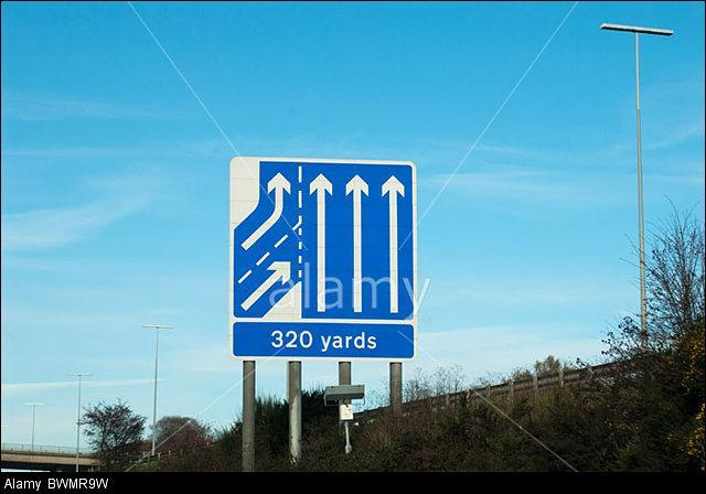 Motorway And Road Sign Quiz