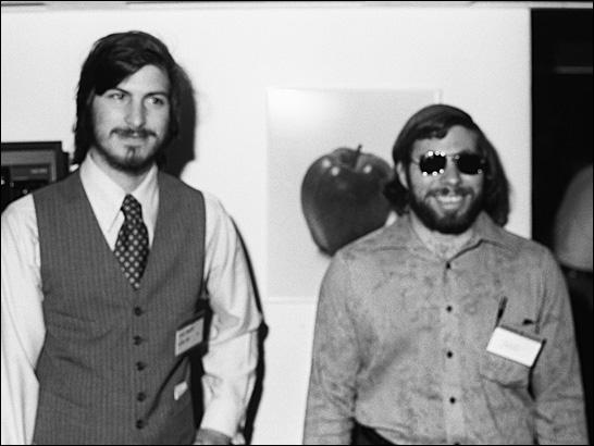 Who out of these three people did not work with Steve Wozniak and Steve Jobs before Jobs's resignation in 1985?