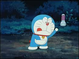 From where does Doraemon take his all gadgets out from?