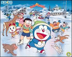 Do you like Doraemon?
