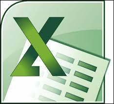 Where you can find MS-Excel?