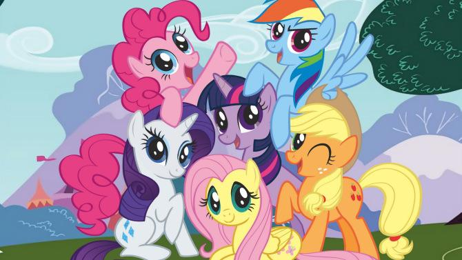 My Little Pony Quiz for masters!