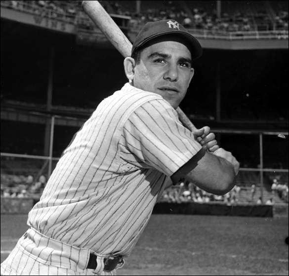 Yogi Berra?