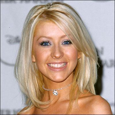Christina Aguilera?