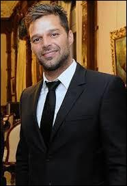 Ricky Martin?