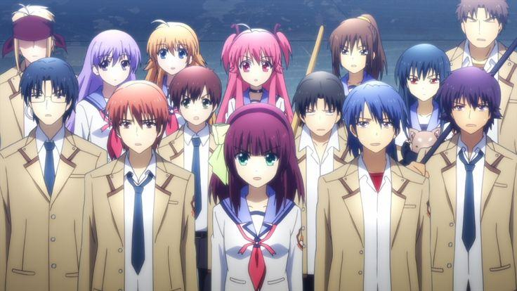 Angel Beats! - Characters