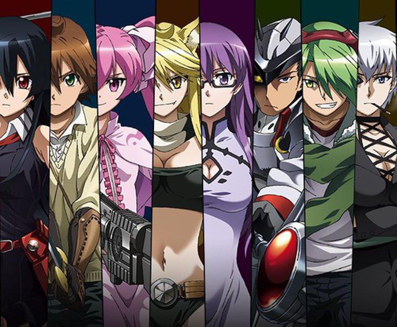 Akame Ga Kill ! - Characters
