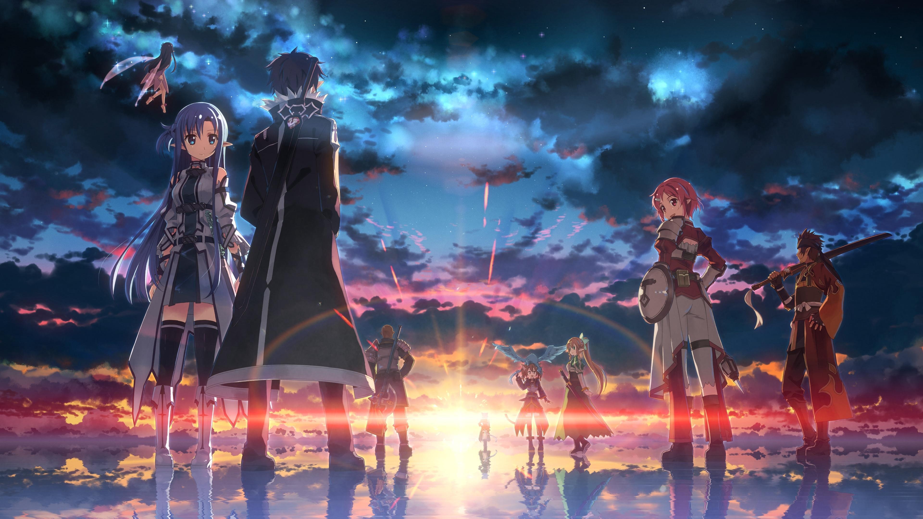Sword Art Online - Characters