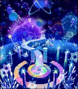 In this celestial world, how many days, weeks, months and years does it take in the earthland for one day?