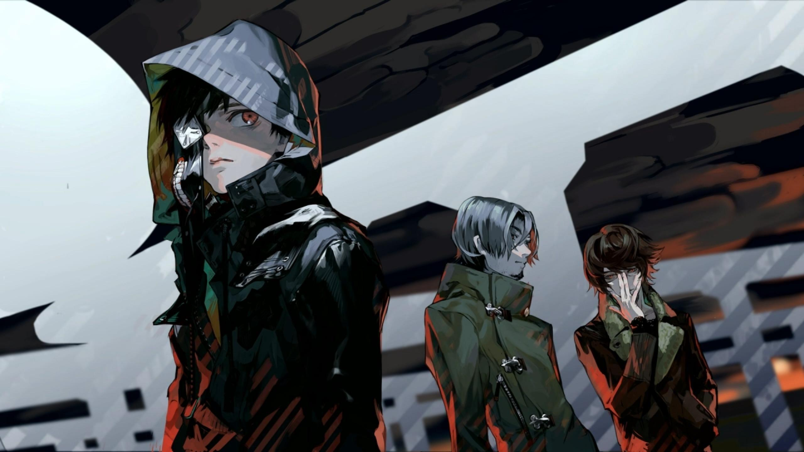 Tokyo Ghoul - Characters