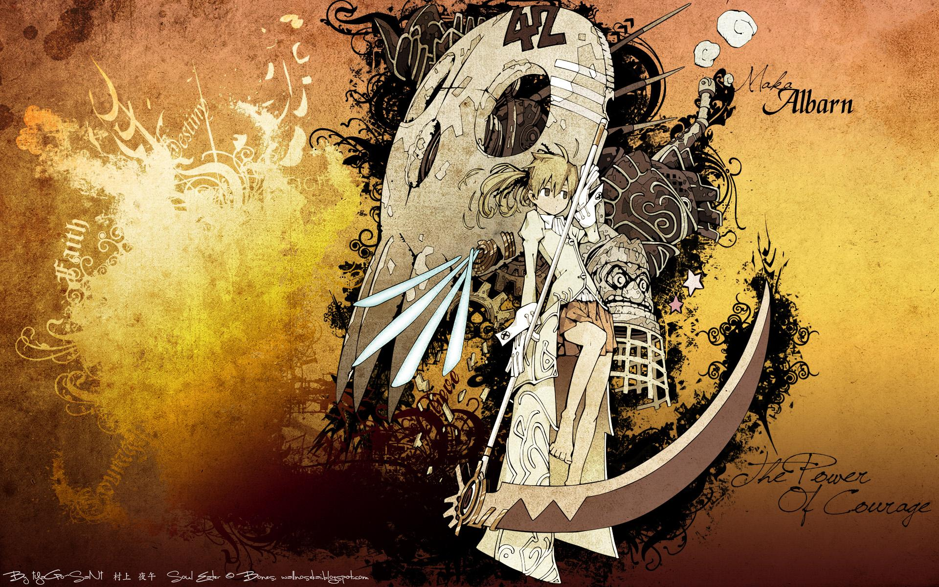Soul Eater - Characters